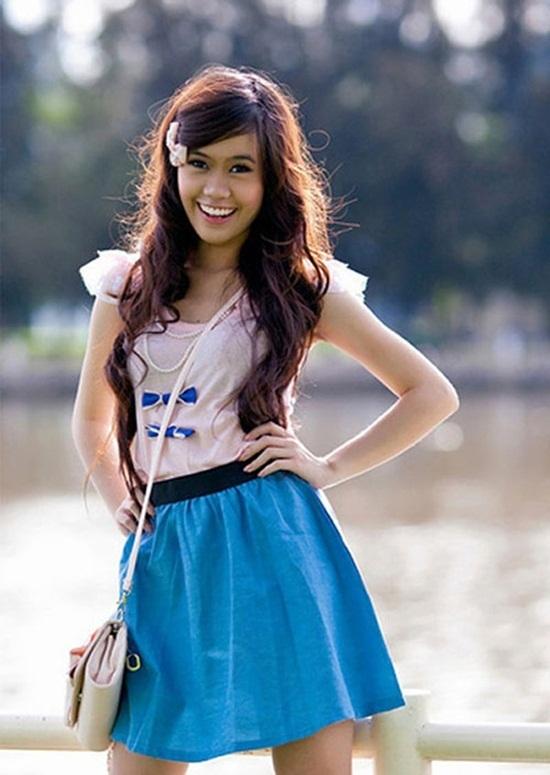 Ngọc Thảo, hot girl, Vlog, Mùa oải hương năm ấy, giới trẻ, vietnamnet