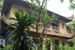 Ngôi nhà vườn 600 m2 độc đáo giữa phố cổ Hà Nội