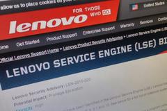 Laptop Lenovo VN bị nghi cài sẵn phần mềm gián điệp