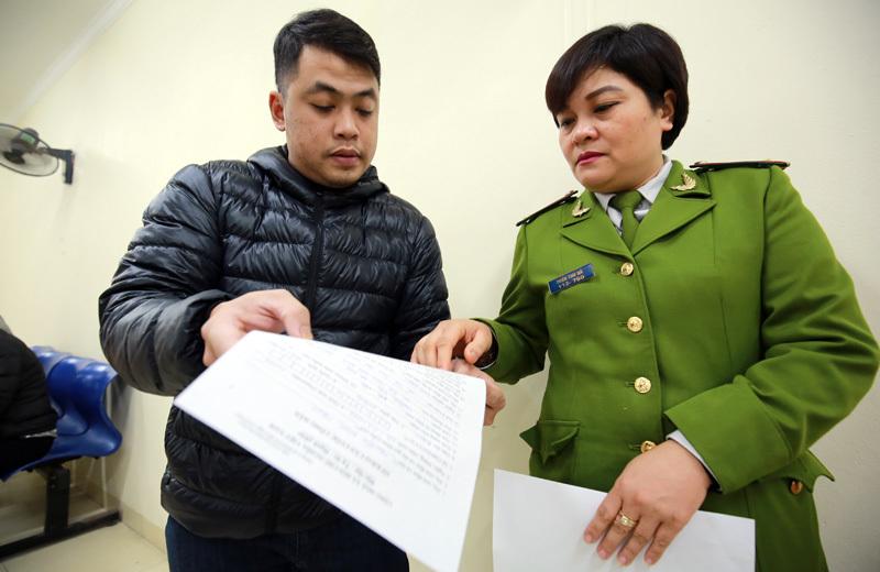 Hà Nội bắt đầu cấp thẻ căn cước công dân