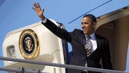 Thu xếp chuyến thăm VN của ông Obama vào tháng 5