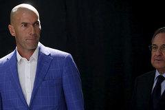 Đuổi Benitez, Real chọn Zidane làm thuyền trưởng