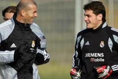 "Biết sẽ thay Benitez, Zidane gọi ""thánh"" Iker trở lại"