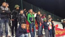 HLV Miura bất ngờ với CĐV Việt Nam tại Qatar