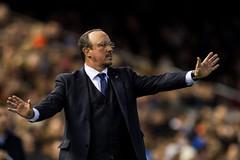 Lộ lý do HLV Benitez bị bay ghế tại Real Madrid