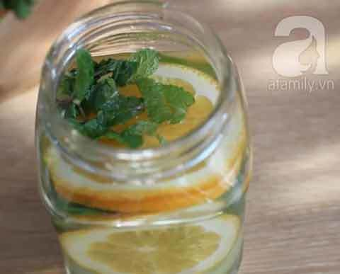 3 món nước detox làm nhanh giúp thanh lọc cơ thể đẹp dáng
