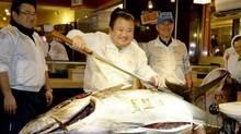 Cá ngừ 200 cân giá hơn 2 tỷ, vẫn còn quá rẻ