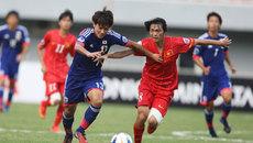 """U23 Việt Nam và U23 Nhật Bản """"bắt tay"""" giấu bài"""