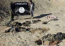 Thế giới 24h: La liệt xác chiến binh IS