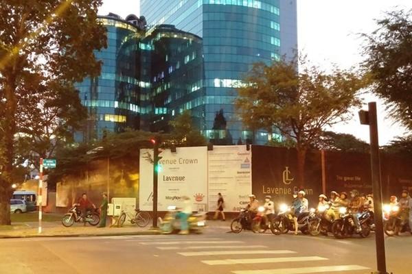 Khu đất 'vàng' 3.300 m2 ở Sài Gòn giá 1.430 tỷ