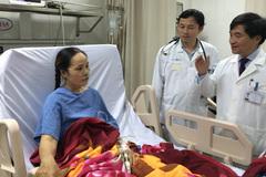 Hy hữu: Cứu sống bệnh nhân bị máu đông chèn kín mạch