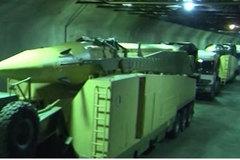 Bên trong căn cứ tên lửa ngầm mới của Iran