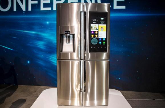 CES 2016, độc, thiết bị, drone, LG, Samsung, tủ lạnh