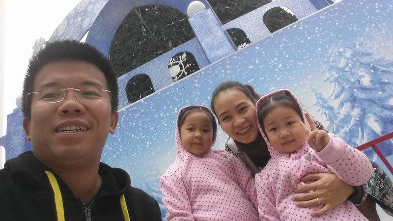 CEO, tâm thư, sinh 2 con gái, Nguyễn Khánh Trình, phụ huynh