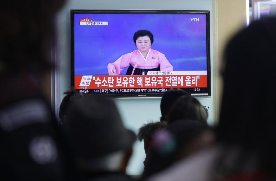 Hàn Quốc báo động sau khi Triều Tiên thử bom-H