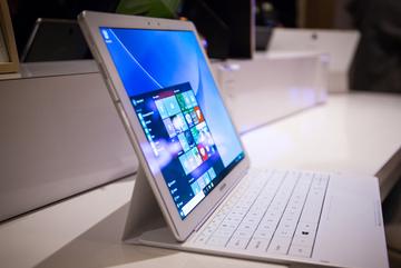 Những tablet, laptop đỉnh nhất CES 2016 ngày đầu