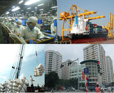 kinh tế Việt Nam 2016