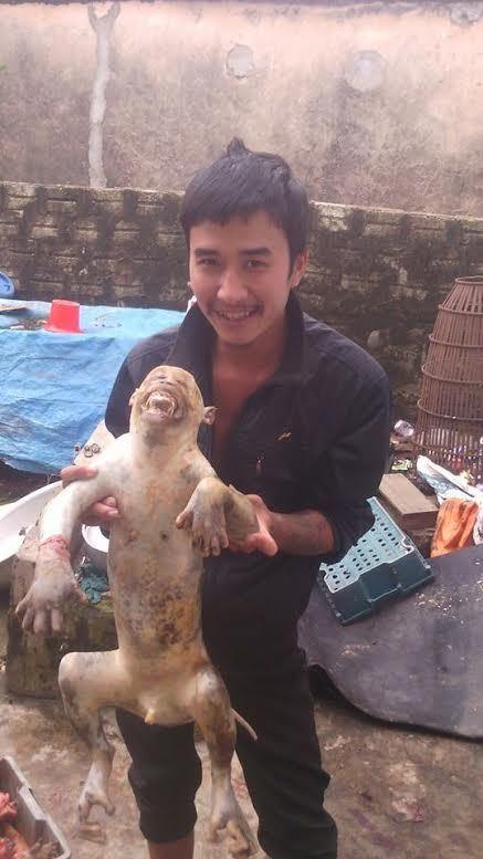 Kinh hoàng lò giết khỉ nấu cao rồi khoe trên facebook