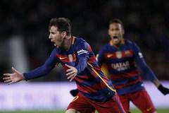 Messi lập cú đúp, Barcelona nhấn chìm Espanyol