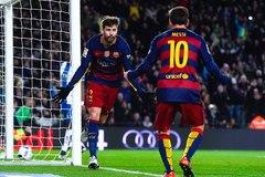 Highlights: Barcelona 4-1 Espanyol