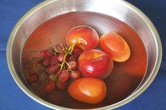 3 cách khử độc, thuốc sâu cho rau, củ, quả