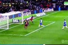 """Khó tin: Messi """"dọn cỗ"""", Suarez vẫn """"không ăn"""""""
