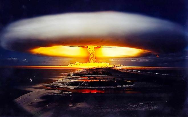 Triều Tiên thử bom, bom khinh khí, bom H, bom nguyên tử, bom A, bom nhiệt hạch