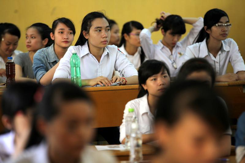 Trường đại học lớn khó giải bài toán giảm sinh viên