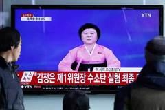 Chân dung phát thanh viên báo tin Triều Tiên thử bom-H