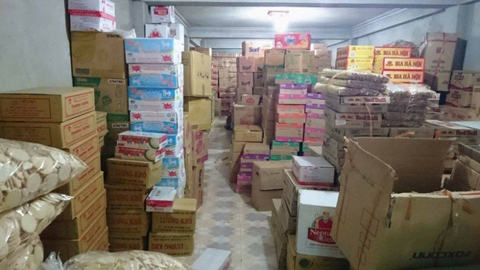 Thổ Tang: Thủ phủ' hàng dởm, hàng nhái siêu rẻ
