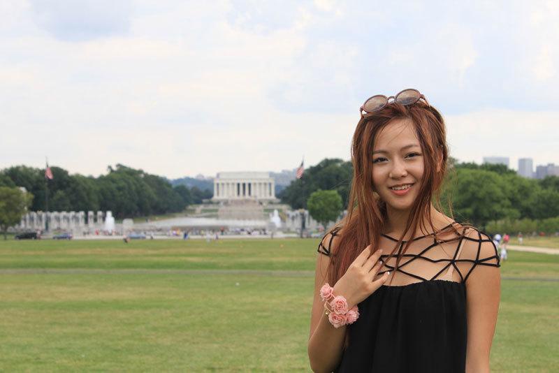 nữ sinh gốc Việt, thực tập sinh Google, nhà tuyển dụng, bí quyết thành công
