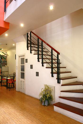 tận dụng không gian trong nhà, thiết kế nhà, bài trí nội thất