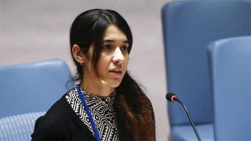 Nét đẹp sầu thảm của nữ nô lệ tình dục IS