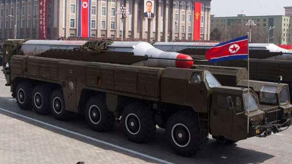 Triều Tiên, Bình Nhưỡng, tên lửa, pháo binh, tấn công mạng, đặc nhiệm