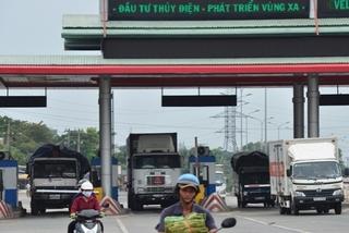 Hoãn tăng phí đường bộ: Bộ Tài chính phản bác Bộ Giao thông