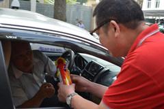 Bình chữa cháy: Nguy cơ gây nổ ôtô