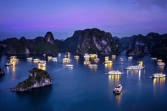Vẻ đẹp Việt Nam qua 100 bức ảnh