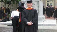 Từ học sinh bị lưu ban đến học bổng Fulbright
