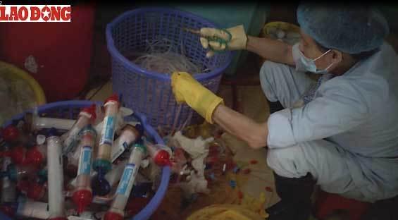 rác thải, rác thải y thế, bệnh viện, bạch mai, độc hại, rác-thải, rác-thải-y-tế, bệnh-viện, bạch-mai, độc-hại