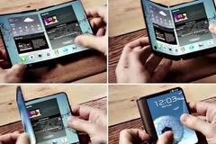 """Smartphone """"gập đôi"""" của Samsung sẽ ra mắt cuối 2016"""