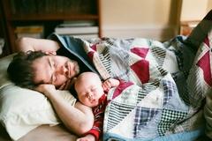 """20 ảnh cực """"đáng yêu"""" về tình cha con"""