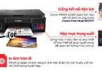 Canon Pixma G series, 'trợ thủ' in ấn cho DN