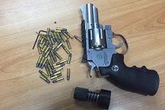Bắt nghi phạm mang súng lên máy bay ở Tân Sơn Nhất