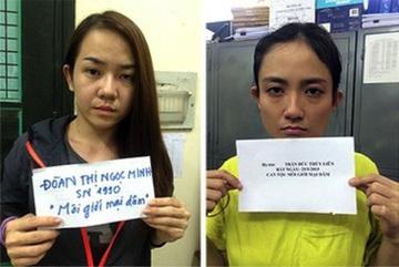 Vụ bán dâm 14.000 USD, đề nghị truy tố 2 'má mì'