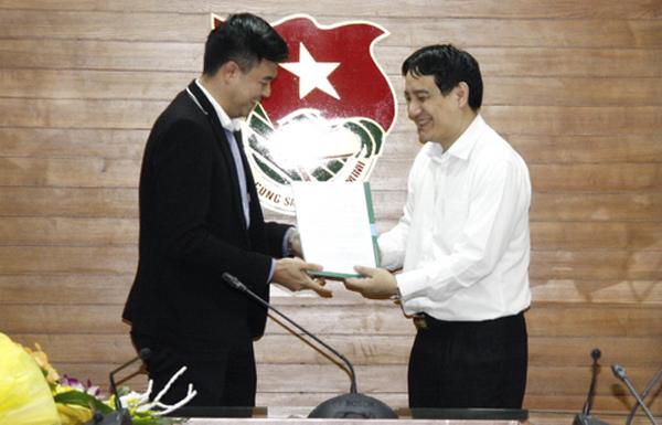 MC Tuấn Tú, Phan Tuấn Tú, Ban tuyên giáo Trung ương Đoàn
