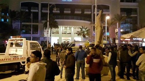 Ai Cập rúng động vì tấn công khủng bố