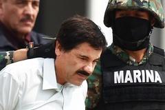 Bắt sống trùm ma túy khét tiếng El Chapo