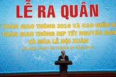 Phó Thủ tướng mong TNGT tiếp tục giảm sâu