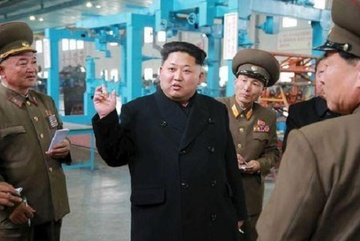 Kim Jong Un lên tiếng vụ thử bom H