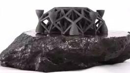 """""""Độc dị"""" tại CES 2016: In 3D bằng kim loại ngoài vũ trụ"""